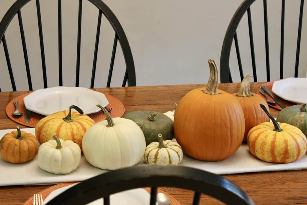eco-friendly sustainably decorate for fall