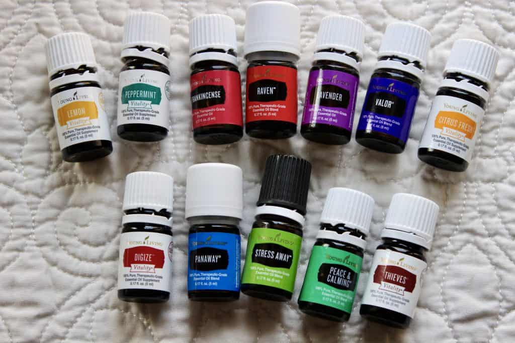 12 easy essential oils for beginners