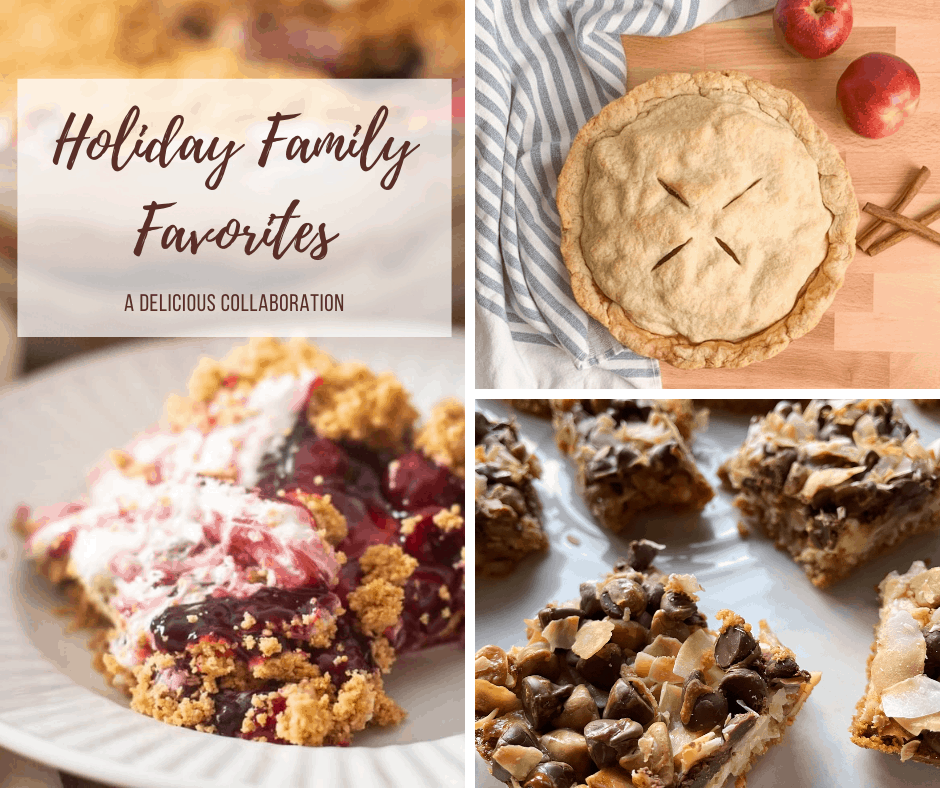 holiday family favorites collaboration