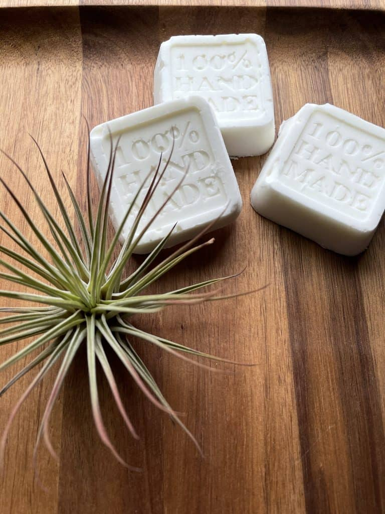 spa night at home with shower steamers