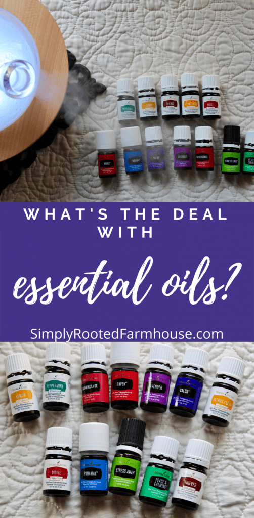 whats the deal with essential oils pin