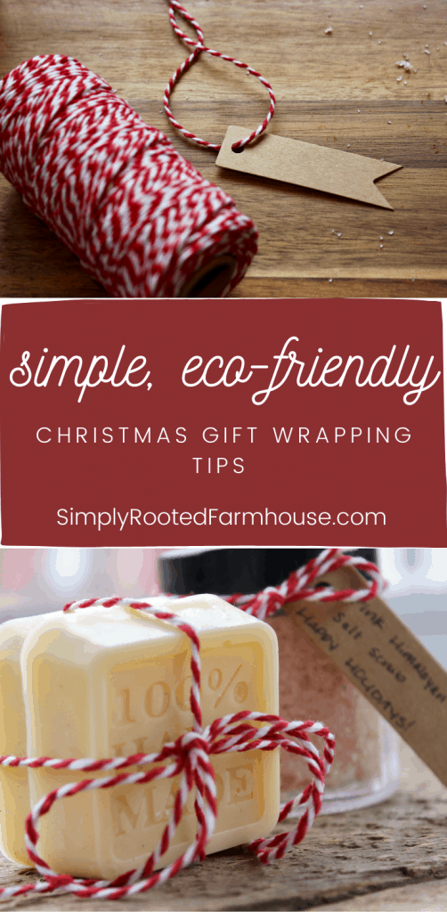 simple eco friendly christmas tips