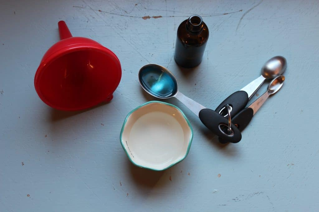 homemade stain remover recipe tools